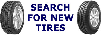 Search for new tires